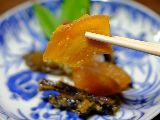 「新潟・南魚沼 口の中でほどける食感たのしい今成漬物店の山家漬」_a0000029_10360834.jpg