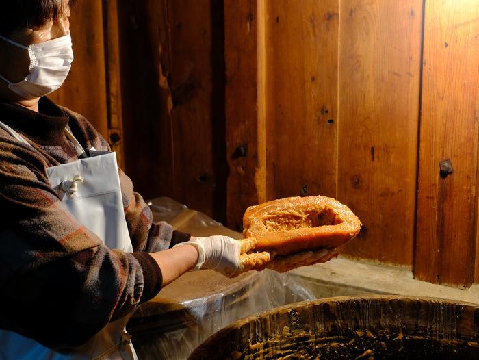 「新潟・南魚沼 口の中でほどける食感たのしい今成漬物店の山家漬」_a0000029_10450153.jpg