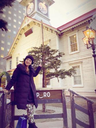 はじめての小樽、札幌、大満喫♡_f0042034_23462637.jpg