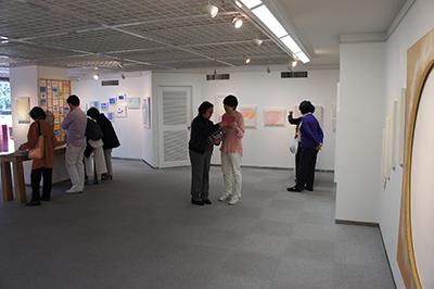 佐藤千穂「 Chijo Sató Arte  La Luz 」開催中です!_f0171840_16014898.jpg