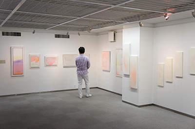 佐藤千穂「 Chijo Sató Arte  La Luz 」開催中です!_f0171840_16025459.jpg