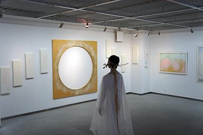 佐藤千穂「 Chijo Sató Arte  La Luz 」開催中です!_f0171840_16032748.jpg