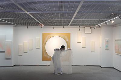 佐藤千穂「 Chijo Sató Arte  La Luz 」開催中です!_f0171840_16033741.jpg