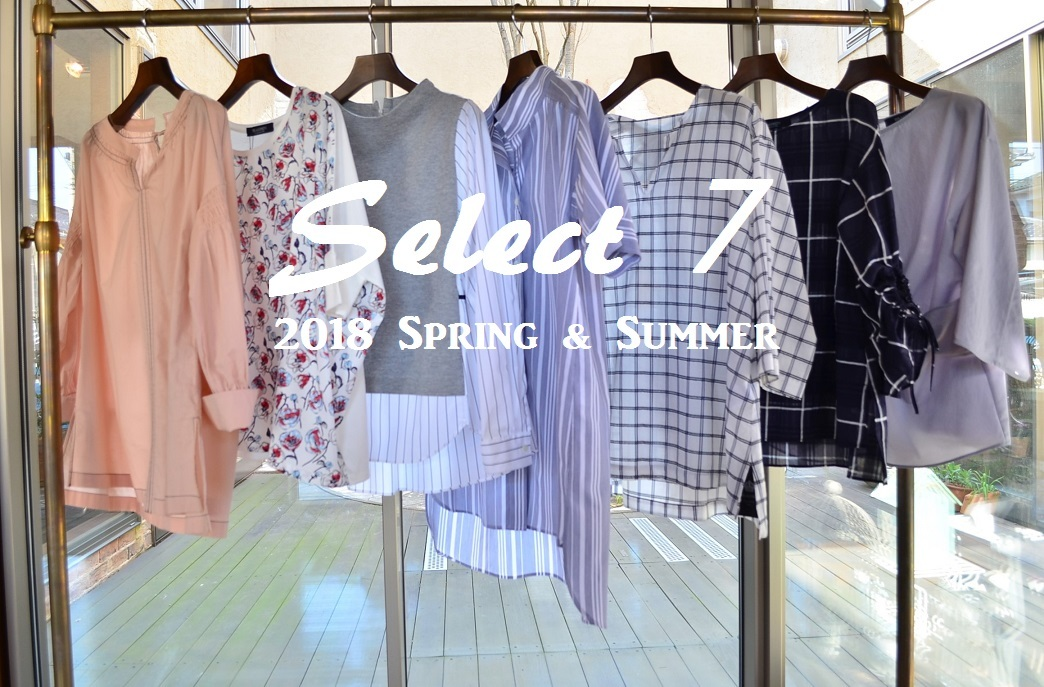 """""""2018 Spring New~Today\'s Select7...3/28wed\""""_d0153941_17103390.jpg"""
