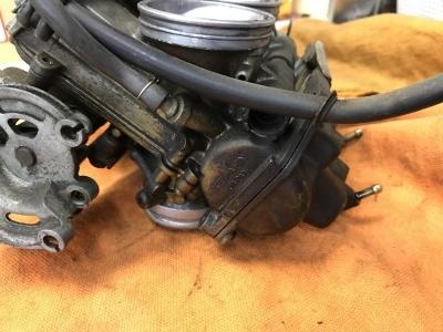 MC21 エンジン・車体O/H_e0114857_09432111.jpg