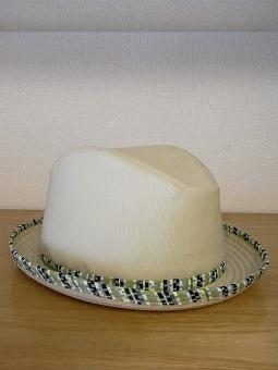 もっと、帽子が面白いぞ! ~オーダーメイド帽子工房~ 第2弾! 編_c0177259_21002718.jpg