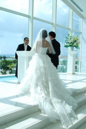 結婚式@OKINAWA_f0196059_22365076.jpg
