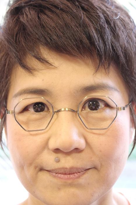 メガネとヘアスタイル_a0272765_11062084.jpg