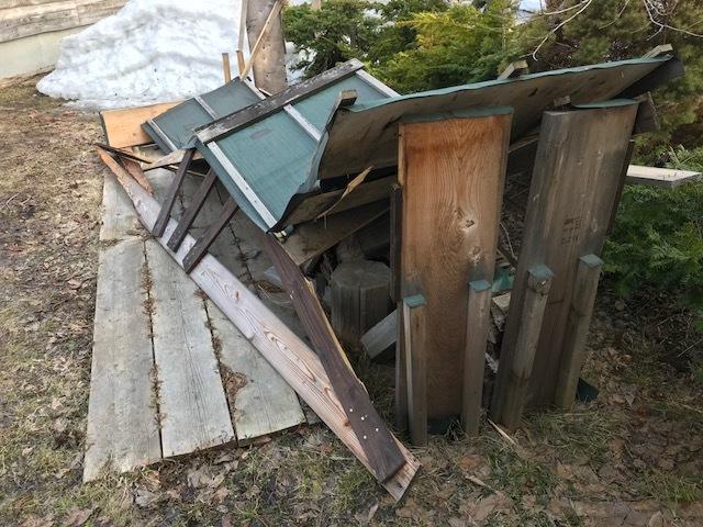 自作薪小屋、倒壊その後_c0189970_17523846.jpg