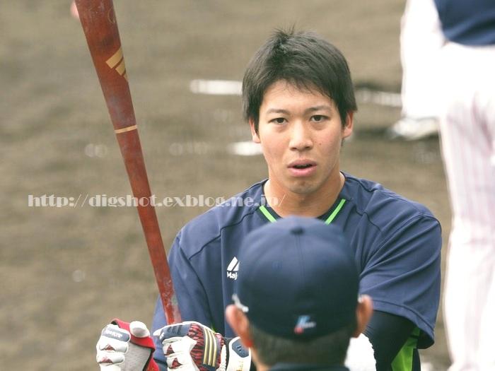 山田哲人選手、2018浦添キャンプその11_e0222575_153325100.jpg