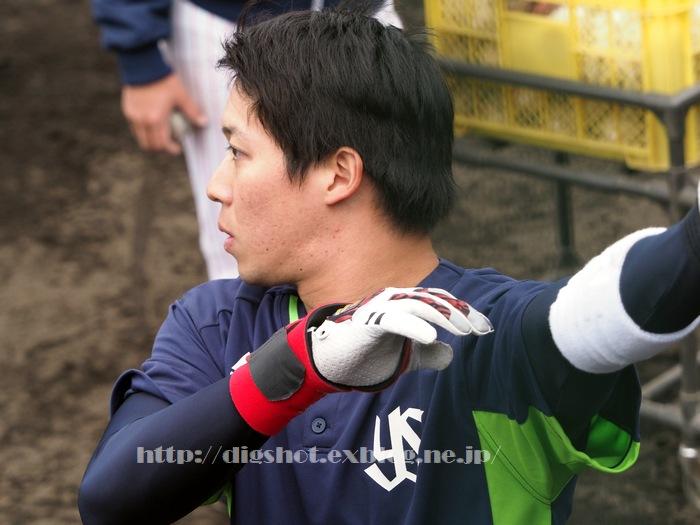山田哲人選手、2018浦添キャンプその11_e0222575_15463013.jpg