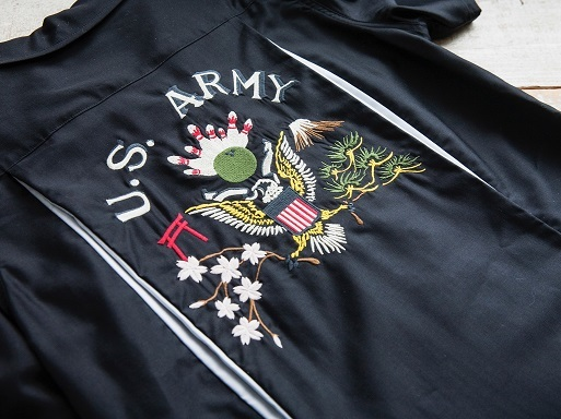 THE SPECIAL ARMY BOWLING SHIRTS_d0160378_19115174.jpg