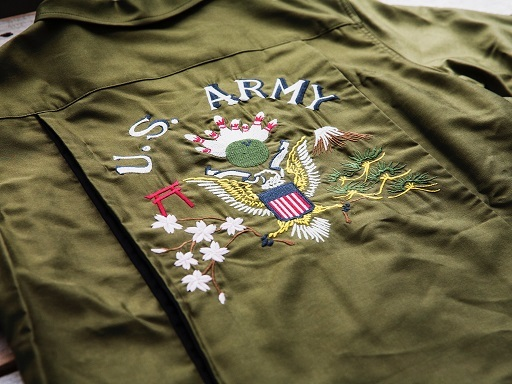THE SPECIAL ARMY BOWLING SHIRTS_d0160378_19273626.jpg