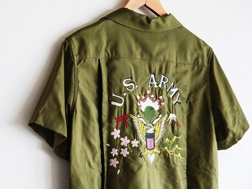 THE SPECIAL ARMY BOWLING SHIRTS_d0160378_19274149.jpg