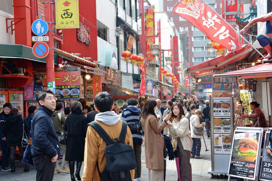 京都を歩く(15)(最終章)神戸元町から三宮まで_a0148206_20382329.jpg