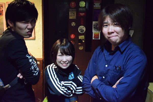 """★ 03月27日(火) \""""SPEED!! NOISE!! HELL!!\"""" Presents [ DISORDER / Nightmare 2 ]_f0004730_15235030.jpg"""