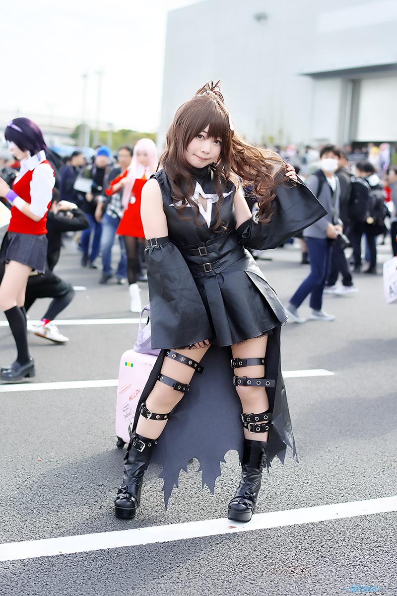 穂南 しずく さん[Shizuku] @shizuku_o8o 2018/03/24 ビッグサイト(Tokyo Big Sight) AJ1日目_f0130741_2323124.jpg