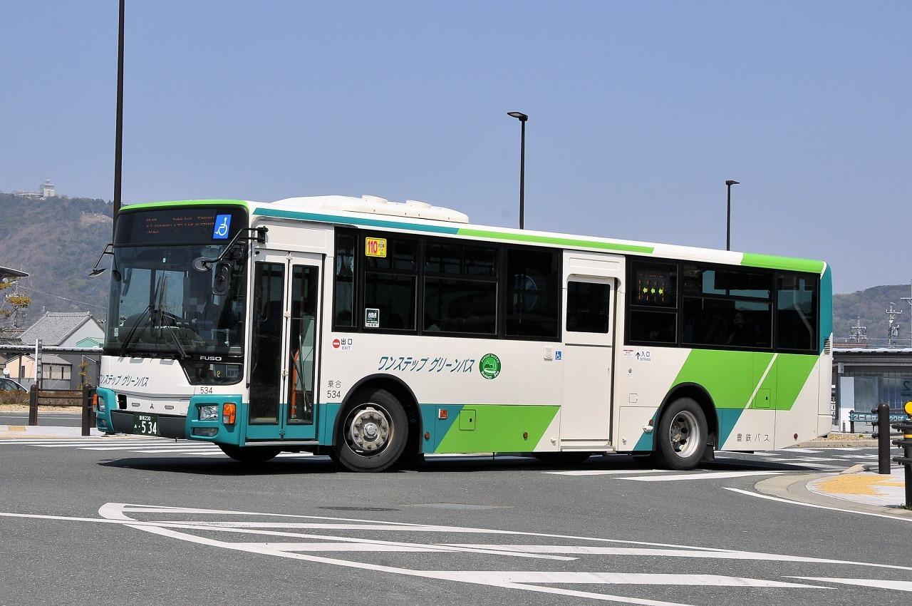 豊鉄バス534(豊橋230あ534)_b0243248_23285183.jpg