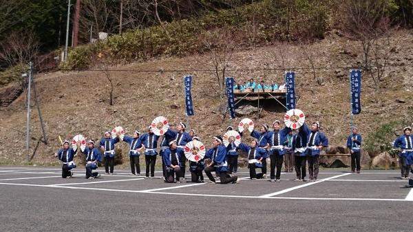 『付知峡山開き祭及びキャンプ場安全祈願祭』_e0020051_09225502.jpg
