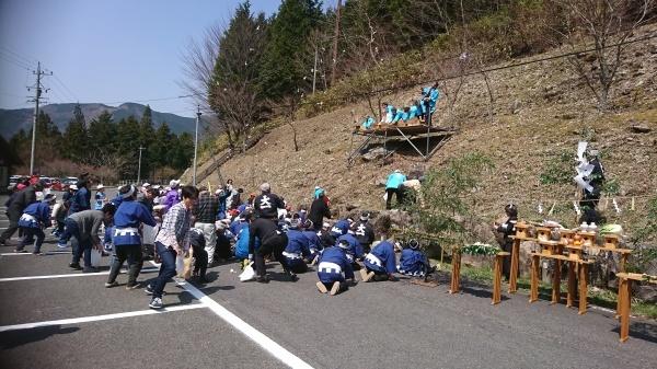 『付知峡山開き祭及びキャンプ場安全祈願祭』_e0020051_09232375.jpg