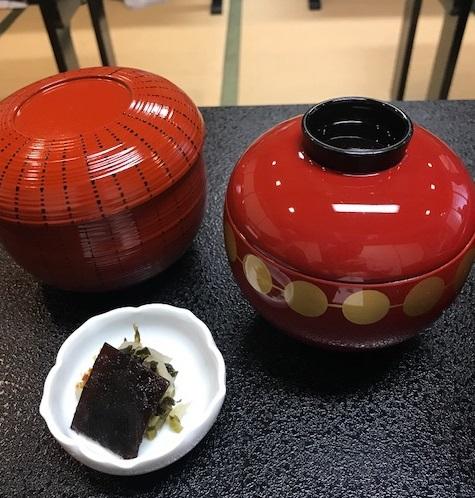 北野をどり・地元京都のお客様・おかもとさんの紅梅弁当_f0181251_18165677.jpg