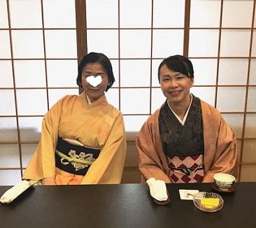 北野をどり・地元京都のお客様・おかもとさんの紅梅弁当_f0181251_18766.jpg