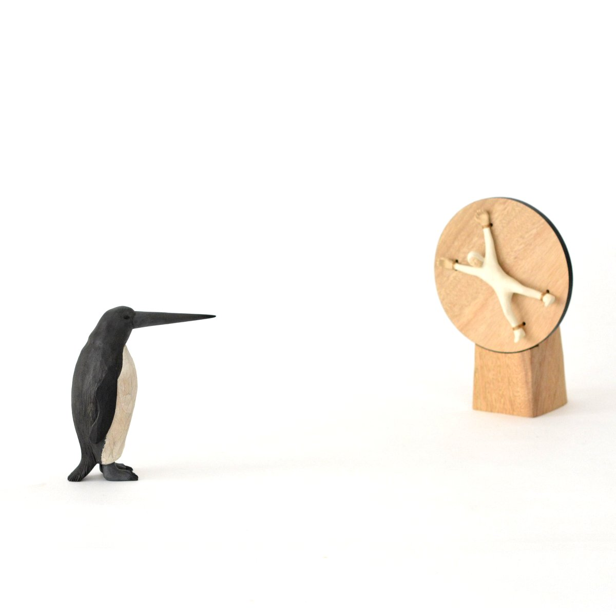 「 西浦裕太 木彫刻展 」 6日目_d0087761_0593014.jpg