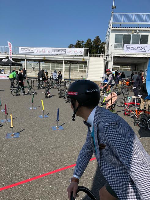 BROMPTON WORLD CHAMPIONSHIP JAPAN 2018_d0197762_07111399.jpg