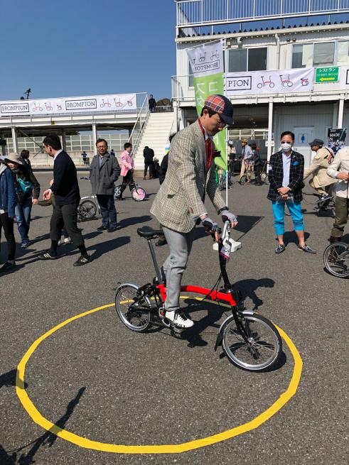 BROMPTON WORLD CHAMPIONSHIP JAPAN 2018_d0197762_07112004.jpg