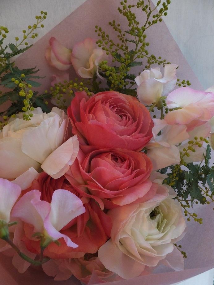 オークリーフ(春の花束コレクション)_f0049672_15561641.jpg