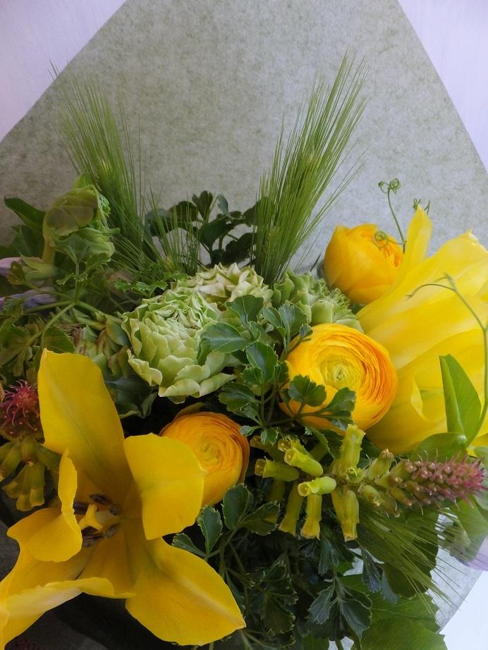 オークリーフ(春の花束コレクション)_f0049672_16001163.jpg