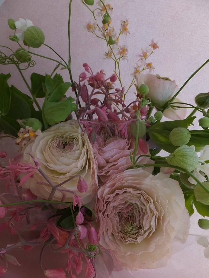 オークリーフ(春の花束コレクション)_f0049672_16003655.jpg