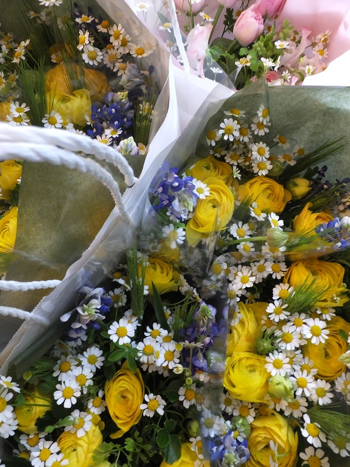 オークリーフ(春の花束コレクション)_f0049672_16011502.jpg