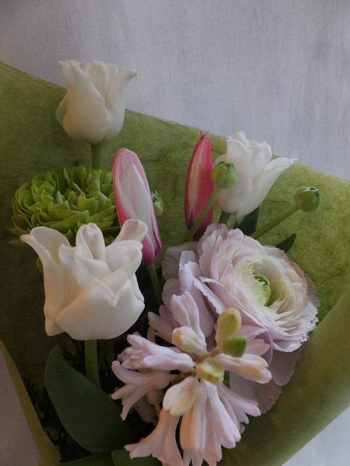 オークリーフ(春の花束コレクション)_f0049672_16012433.jpg
