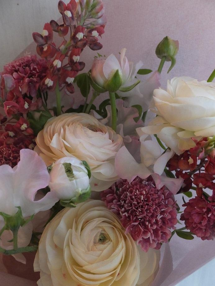 オークリーフ(春の花束コレクション)_f0049672_16013462.jpg