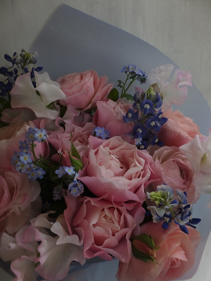オークリーフ(春の花束コレクション)_f0049672_16014497.jpg