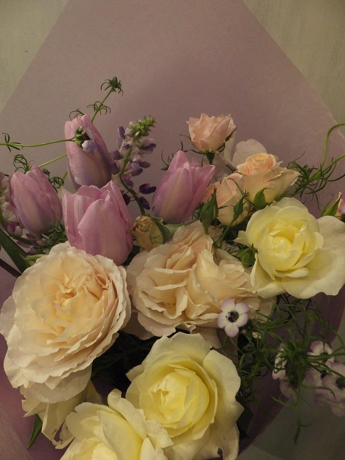 オークリーフ(春の花束コレクション)_f0049672_16015392.jpg