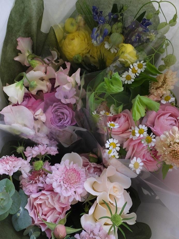 オークリーフ(春の花束コレクション)_f0049672_16020402.jpg