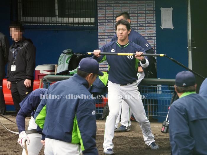 山田哲人選手、2018浦添キャンプその13_e0222575_21353233.jpg