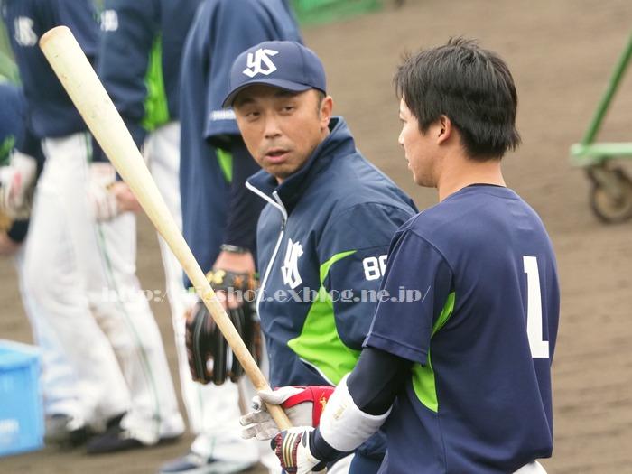 山田哲人選手、2018浦添キャンプその13_e0222575_21453993.jpg