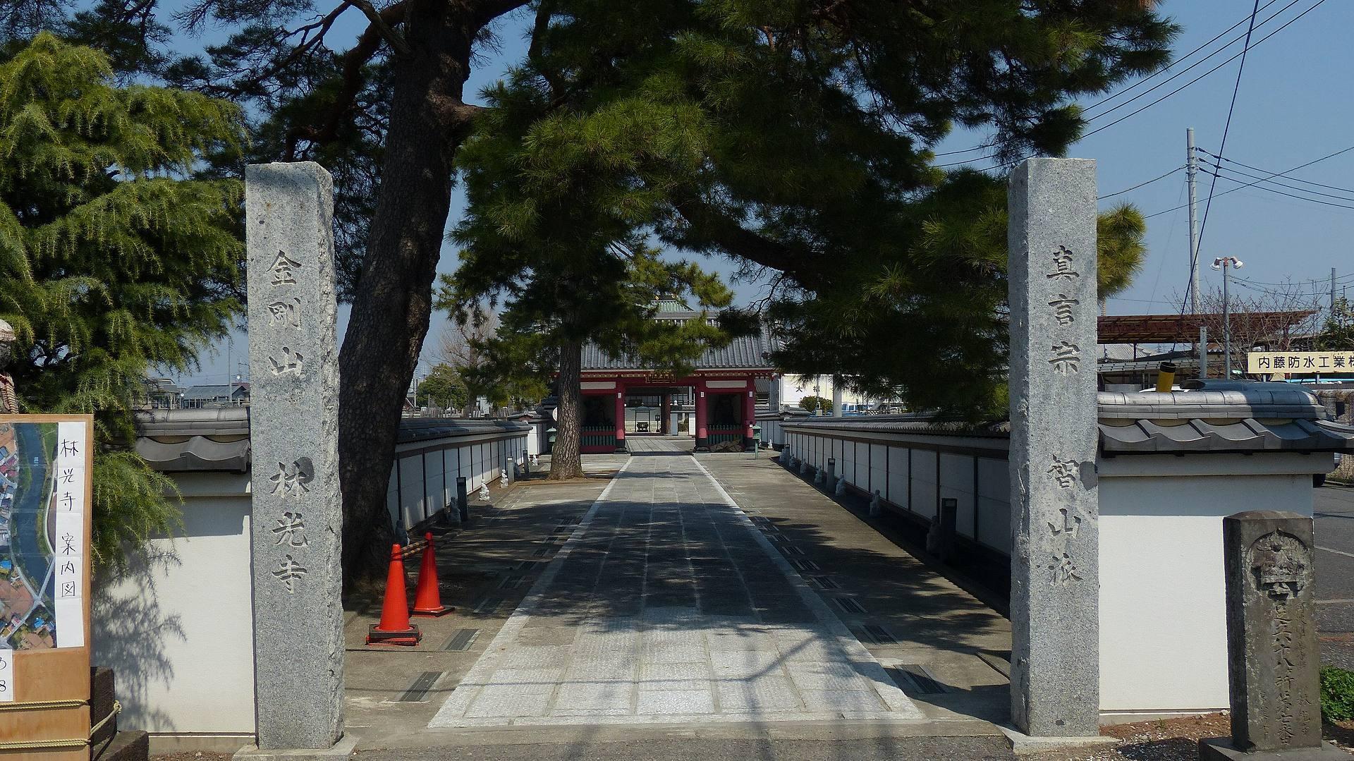 花見のあとは社寺を巡る_a0185081_12371852.jpg
