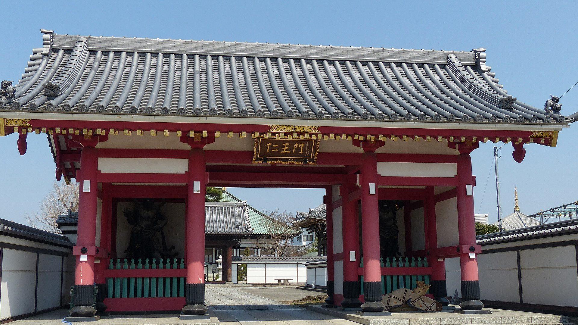 花見のあとは社寺を巡る_a0185081_12543533.jpg
