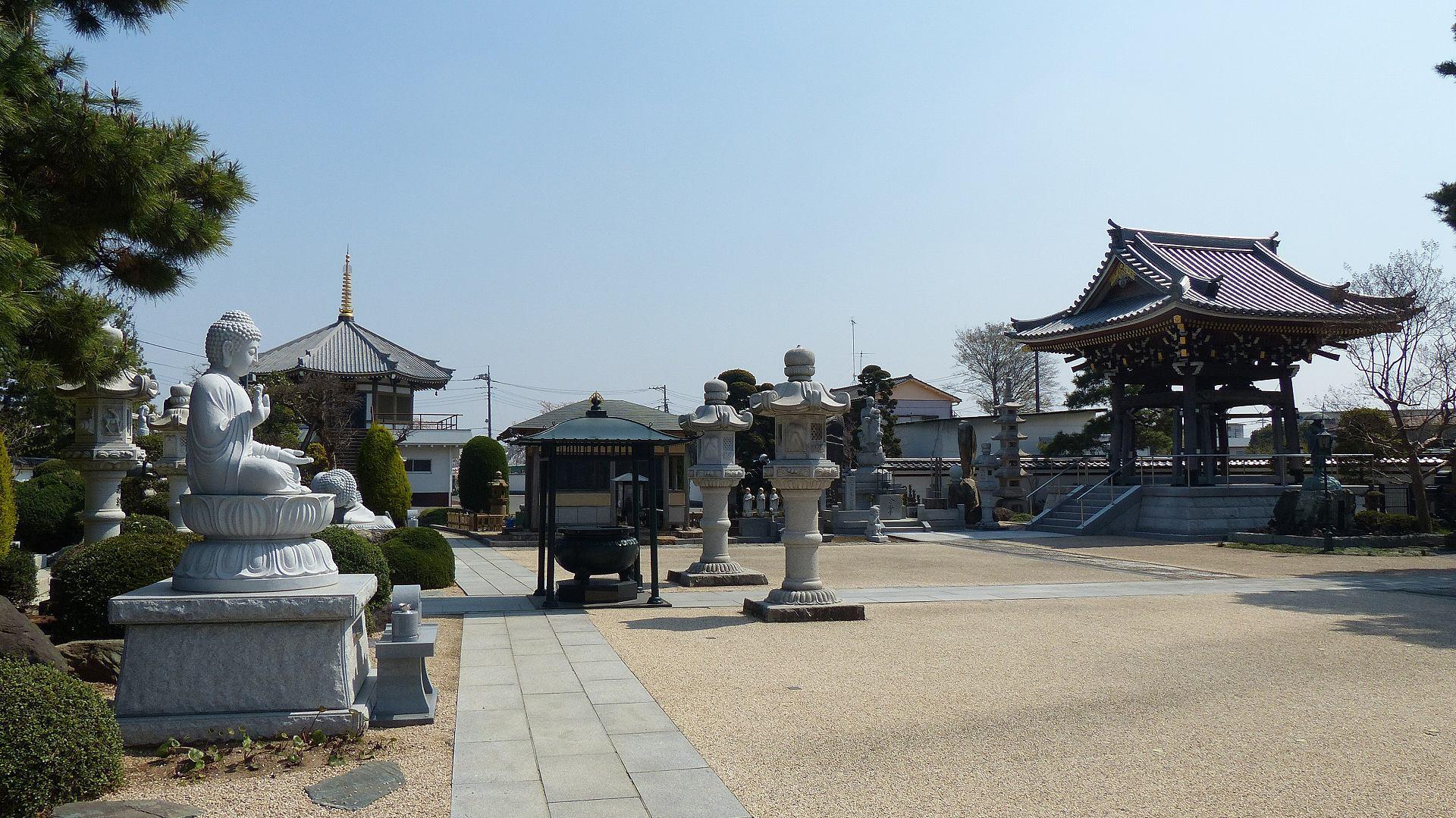 花見のあとは社寺を巡る_a0185081_14164725.jpg