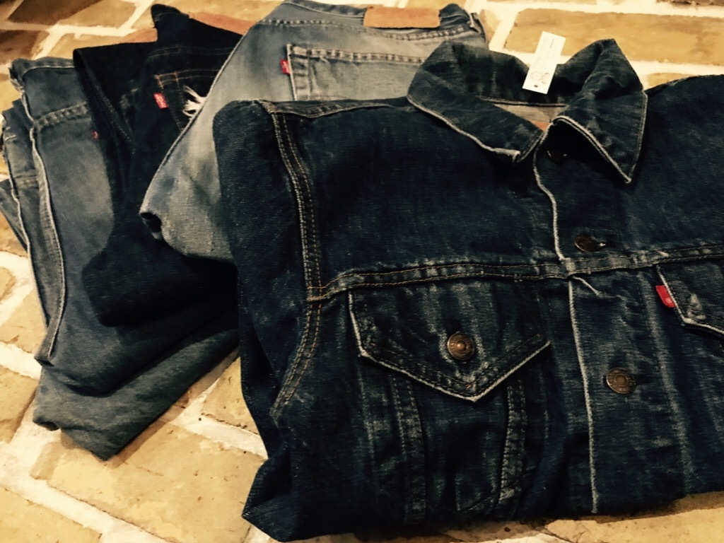 神戸店3/31(土)Superior入荷! #3 Levi\'s Denim Item!!!_c0078587_15431788.jpg