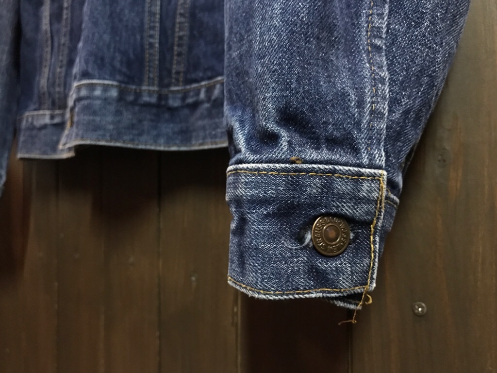 神戸店3/31(土)Superior入荷! #3 Levi\'s Denim Item!!!_c0078587_15495708.jpg