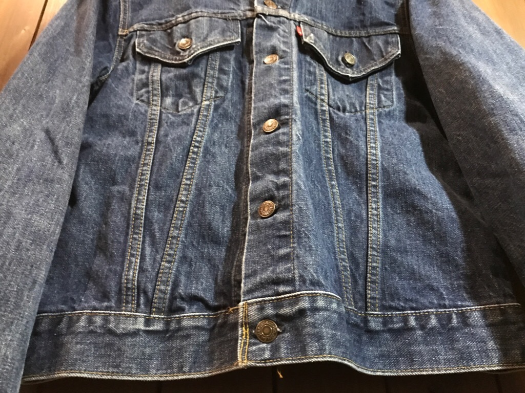神戸店3/31(土)Superior入荷! #3 Levi\'s Denim Item!!!_c0078587_15495797.jpg