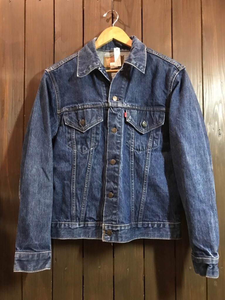 神戸店3/31(土)Superior入荷! #3 Levi\'s Denim Item!!!_c0078587_15495874.jpg