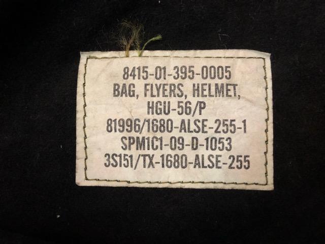 3月31日(土)大阪店服飾雑貨入荷!#4 U.S.Military編!AirCrew HGU-56/P,U.S.AirForce,U.S.Navy!!_c0078587_19514410.jpg