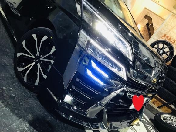 3月30日(金)トミーベース カスタムブログ☆S社様、新車のヴェルファイア到着☆カマロカスタム中☆_b0127002_10564814.jpg