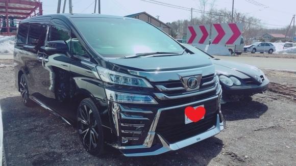 3月30日(金)トミーベース カスタムブログ☆S社様、新車のヴェルファイア到着☆カマロカスタム中☆_b0127002_10564907.jpg